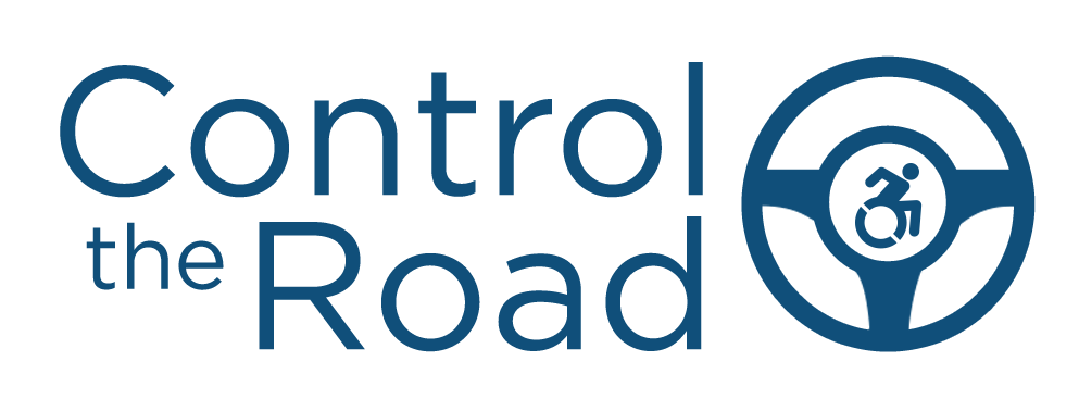 control the road logo